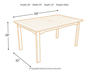 Nelson Eucalyptus Table, , large