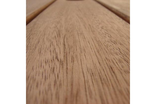 Amazonia Kingsbury Eucalyptus Side Table, , large