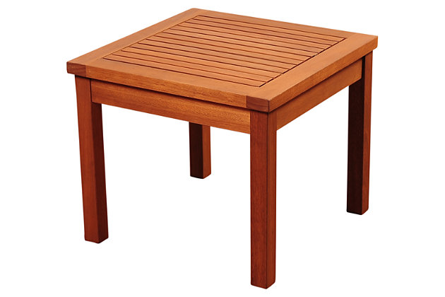 Palmira Eucalyptus Side Table, , large