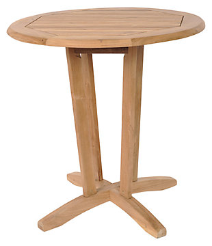 Yogya Round Teak Table, , large