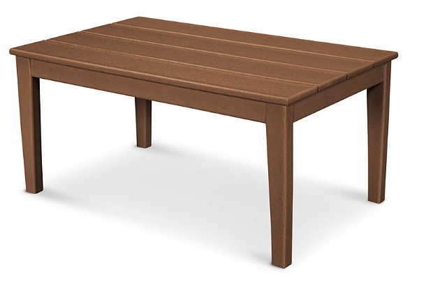 Polywood Newport Coffee Table Ashley Furniture Homestore