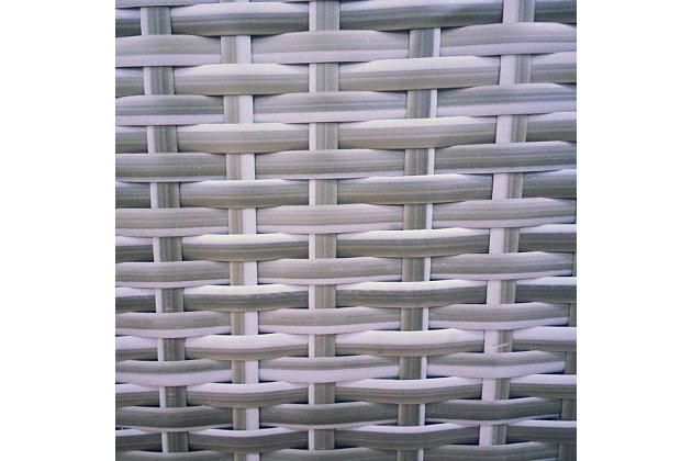 Amazonia 2-Seater Patio Bench, , large