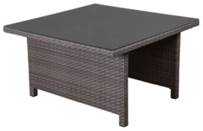 Image of Amazonia Dining Room Table, Gray