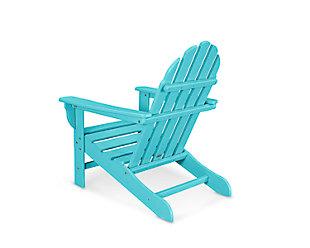 POLYWOOD Emerson Adirondack Chair, Aruba, rollover