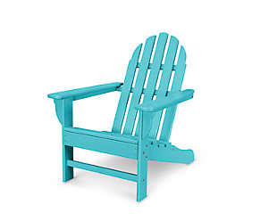 POLYWOOD Emerson Adirondack Chair Aruba ...  sc 1 st  Ashley Furniture : adirondock chairs - Cheerinfomania.Com