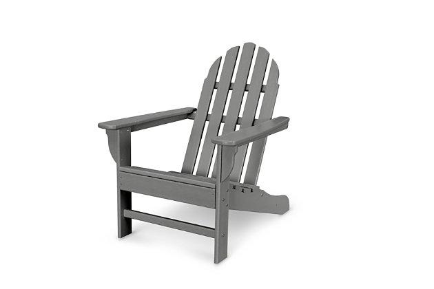 POLYWOOD Emerson Adirondack Chair, , large