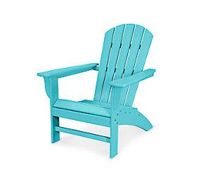 Polywood Emerson Shellback Adirondack Chair, , large