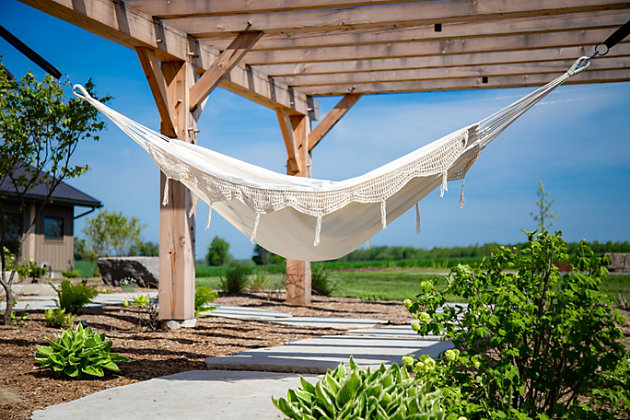Patio Brazilian Hammock, , large