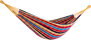 Patio Brazilian Double Hammock, , large