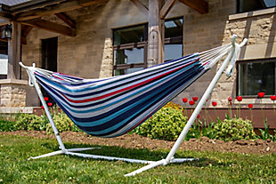 Patio Hammock with Stand, , rollover