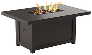 Cordova Reef Rectangular Fire Pit Table, , rollover