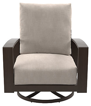 Cordova Reef Swivel Lounge Chair (Set of 2), , rollover