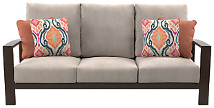 Cordova Reef Sofa with Cushion, , rollover