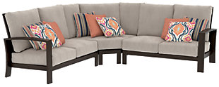 Cordova Reef 3-Piece Outdoor Seating, , large