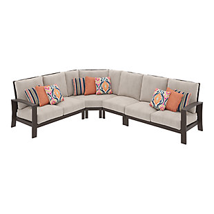 Cordova Reef 4-Piece Outdoor Seating Set, , large