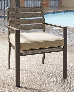 Peachstone Chair with Cushion (Set of 2), , rollover