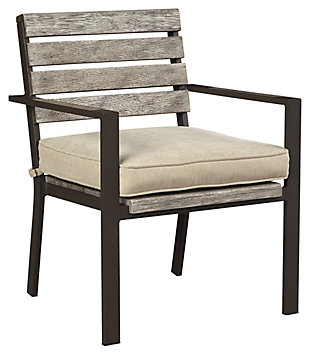 Peachstone Chair with Cushion (Set of 2), , large