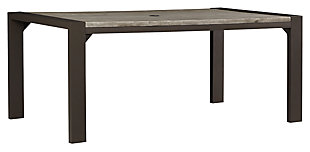 Peachstone Rectangular Dining Table, , large