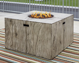 Peachstone 5-Piece Outdoor Fire Pit Set, , large