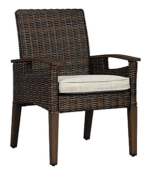 Paradise Trail Arm Chair with Cushion (Set of 2), , large