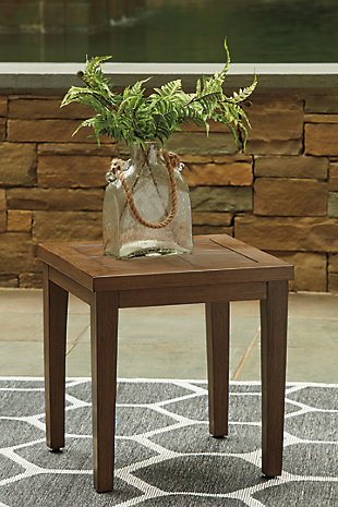 Paradise Trail End Table, , large