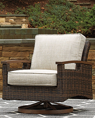 Paradise Trail Swivel Lounge Chair (Set of 2), , rollover