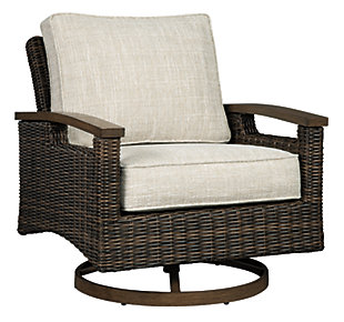 Paradise Trail Swivel Lounge Chair (Set of 2), , large