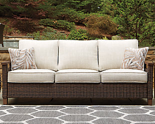 Paradise Trail Sofa with Cushion, , rollover