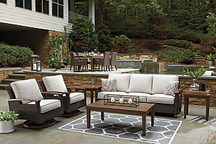 Paradise Trail 5-Piece Outdoor Conversation Set, , rollover