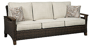 Paradise Trail Sofa with Cushion, , large