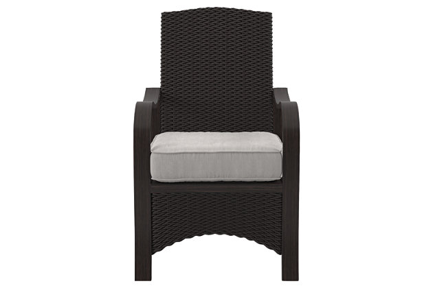 Marsh Creek Chair with Cushion (Set of 2), , large