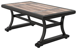 Marsh Creek Rectangular Cocktail Table, , large