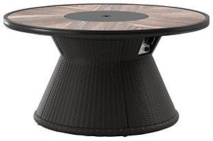 Marsh Creek Round Fire Pit Table, , rollover