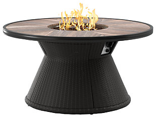 Marsh Creek Fire Pit Table, , large
