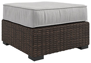 Alta Grande Ottoman with Cushion, , rollover