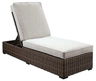 Alta Grande Chaise Lounge with Cushion, , large