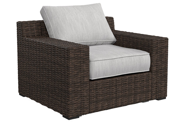 Alta Grande Lounge Chair with Cushion, , large