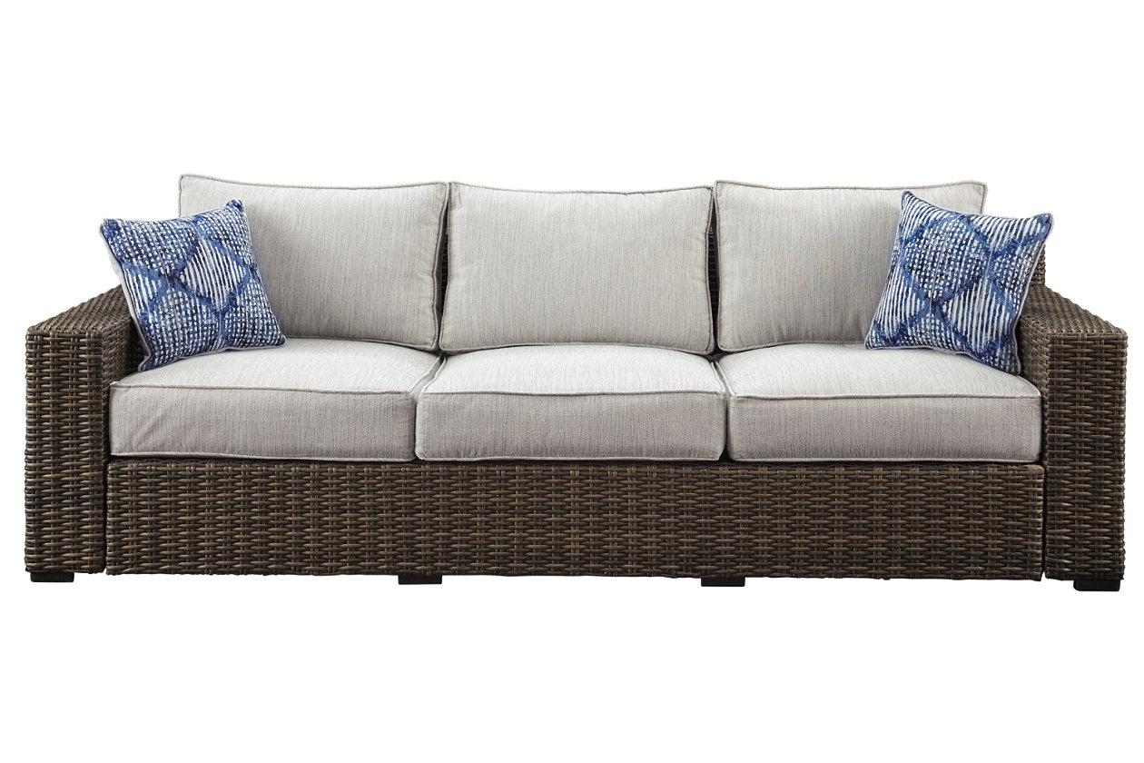 Alta Grande Sofa with Cushion | Ashley Furniture HomeStore