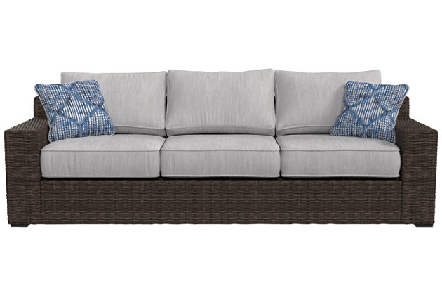 Alta Grande Sofa With Cushion Ashley Homestore