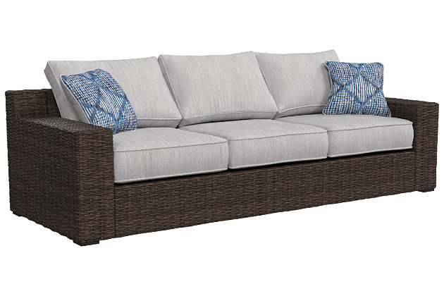 Alta Grande Sofa with Cushion, , large