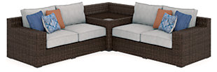Alta Grande 3-Piece Outdoor Seating Set, , large