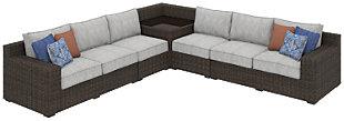 Alta Grande 5-Piece Outdoor Seating Set, , large