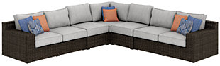 Alta Grande 5-Piece Outdoor Seating Set, , rollover