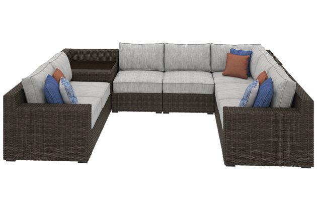 Alta Grande 6-Piece Outdoor Seating Set, , large