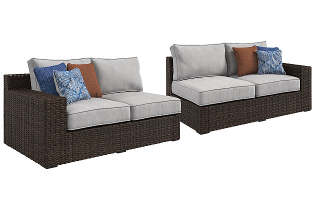 Alta Grande 5-Piece Outdoor Seating Set, , large