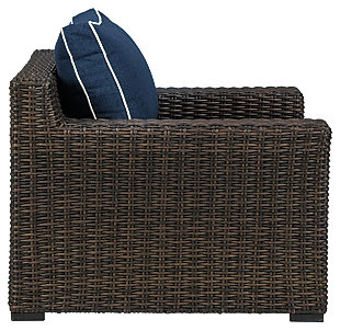 Grasson Lane Lounge Chair with Cushion, , large