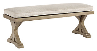 Beachcroft Bench with Cushion, , large