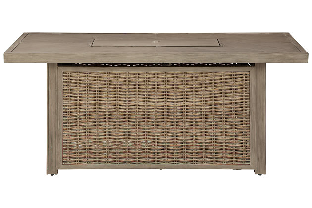 Beachcroft Fire Pit Table, , large