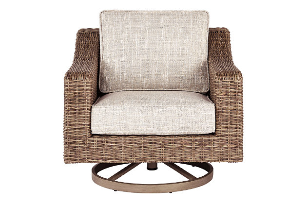 Beachcroft Swivel Lounge Chair, , large