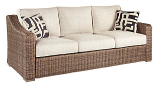 Beachcroft Sofa with Cushion, , large